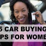 5 Car Buying Tips for Women