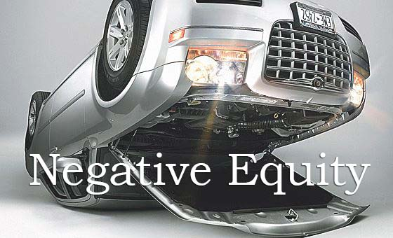 Steps to Take If You Have Negative Equity on Your Car